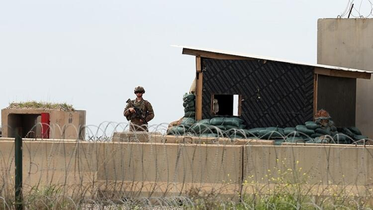 SON DAKİKA… IRAK'TA ABD ÜSSÜNE ROKETLİ SALDIRI
